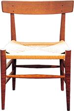 藤牧さんの椅子