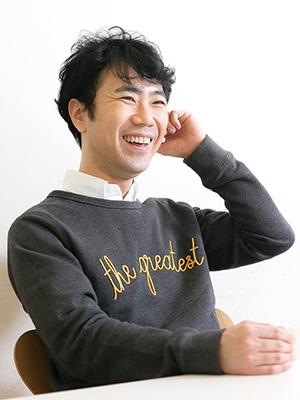 藤井 隆さん