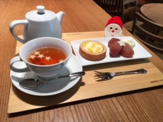 【12/24・25開催】アナタにほっとするひと時を♪銀座NAGANO りんごカフェ&茶屋