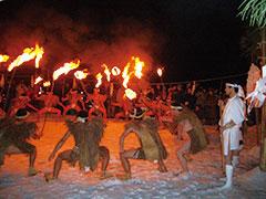 大網火祭り