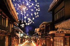 2017木曽路 氷雪の灯祭り