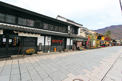 真田ゆかりの城下町、信州上田さんぽ