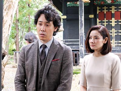 俳優・タレント 大泉洋さん&女優 吉田羊さん