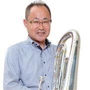 松本シティーマーチングバンド代表・豊島 実さん