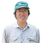 プルーン生産者 嶋崎敏彦さん