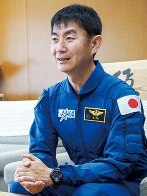 JAXA宇宙飛行士 油井亀美也さん