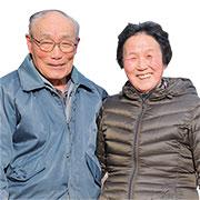 宮尾善二郎さん・昌子さん(長野市)