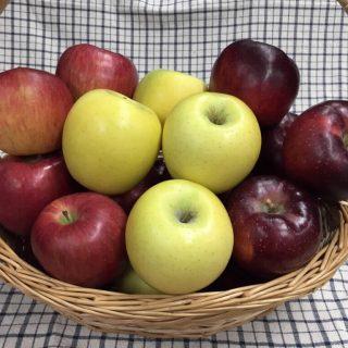 フルーツリレー 長野県産オリジナルりんごがそろい踏み!!
