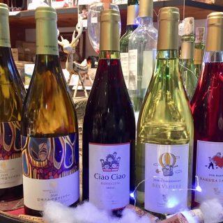 ★大注目★高山村産ワインが揃いました!ヽ(*´∀`)