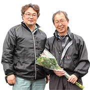 織田和洋さん・酒井弘道さん