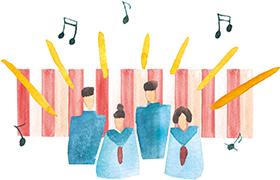 卒業式の歌イメージ