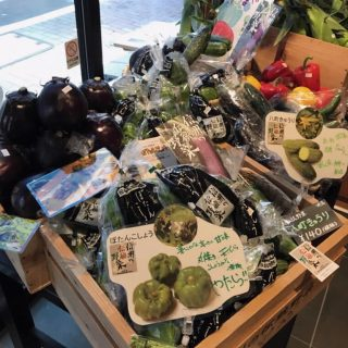 今が旬!信州の伝統野菜が入荷しました♪