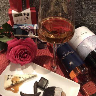 バレンタイン特別メニュー!ワインとチョコレートの最高の組み合わせを堪能してみませんか♪