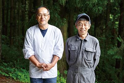 宮下さん(右)と原さん(左)