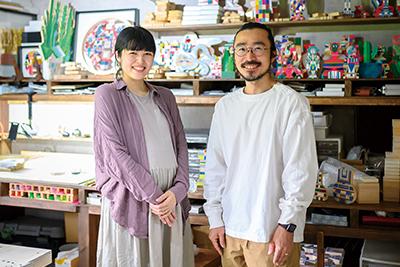 仲田さん夫妻
