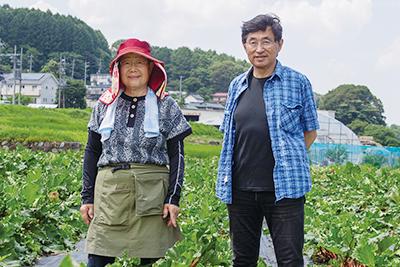川合さんと小林さん