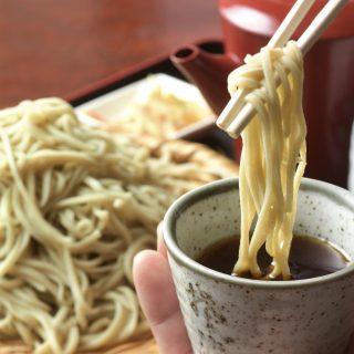 信州のご当地蕎麦を日替わりで食べ比べ!<br>「信州蕎麦Week2019」開催!!