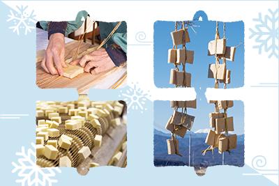 ライフスタイル・オブ・信州「大豆の究極の姿が長野県にあった!? 今、「凍り豆腐」が熱い!」
