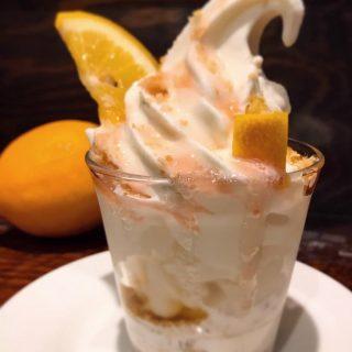 《期間限定》『メイヤーレモンと甘酒ソルベのプチパルフェ』はいかが?