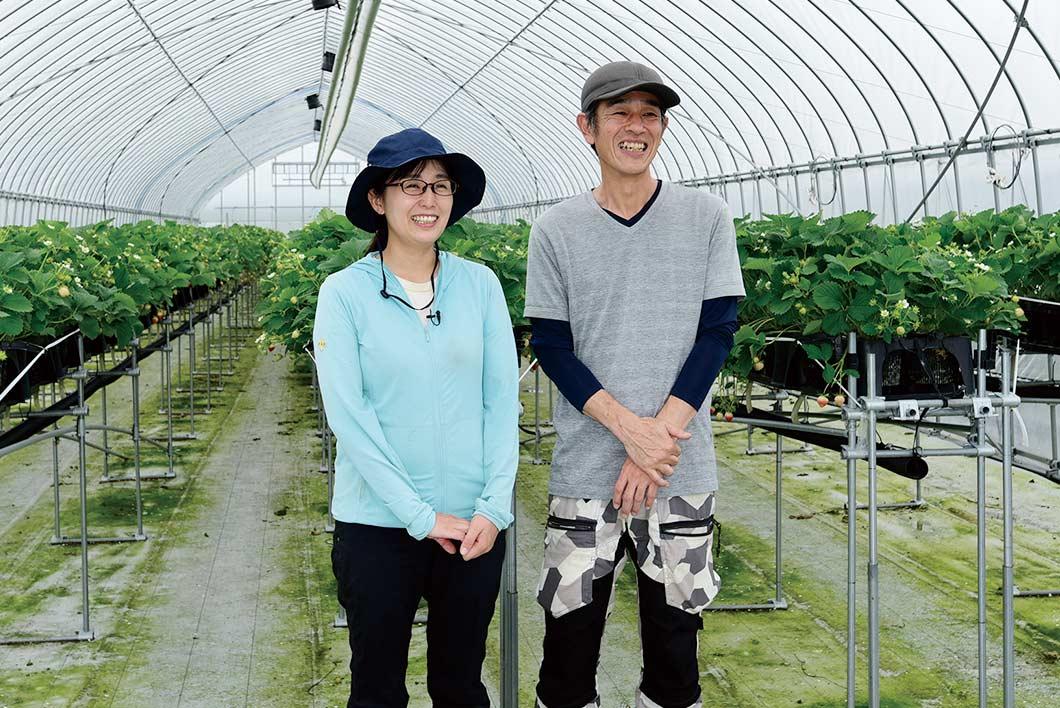 吉武和樹さんと奈津子さん