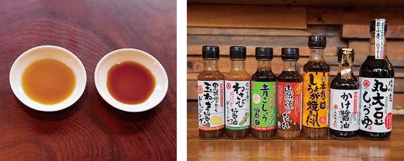 丸正醸造の味噌・醤油蔵