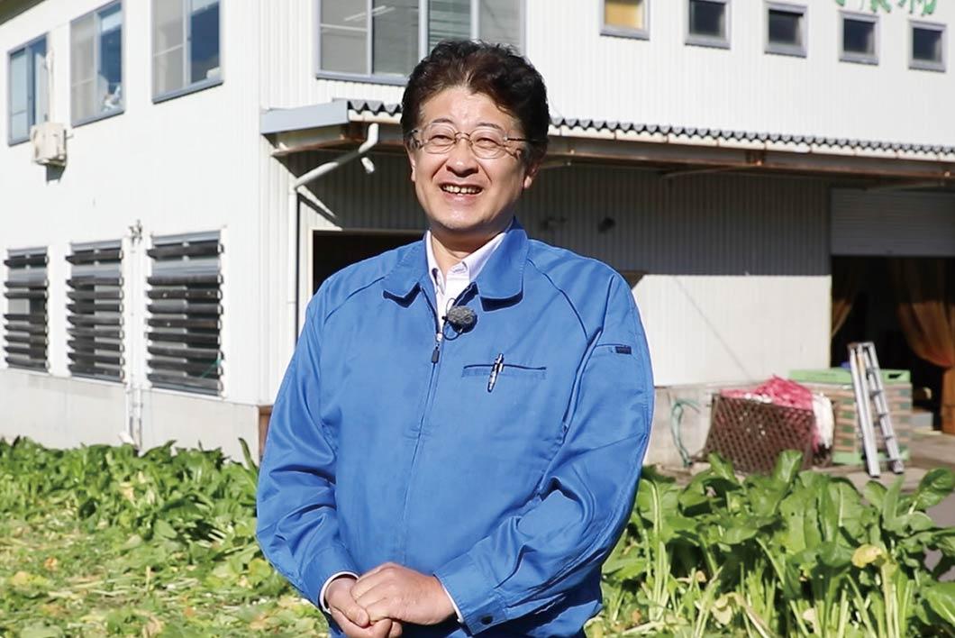 富井義裕さん