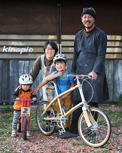 安田さんとご家族