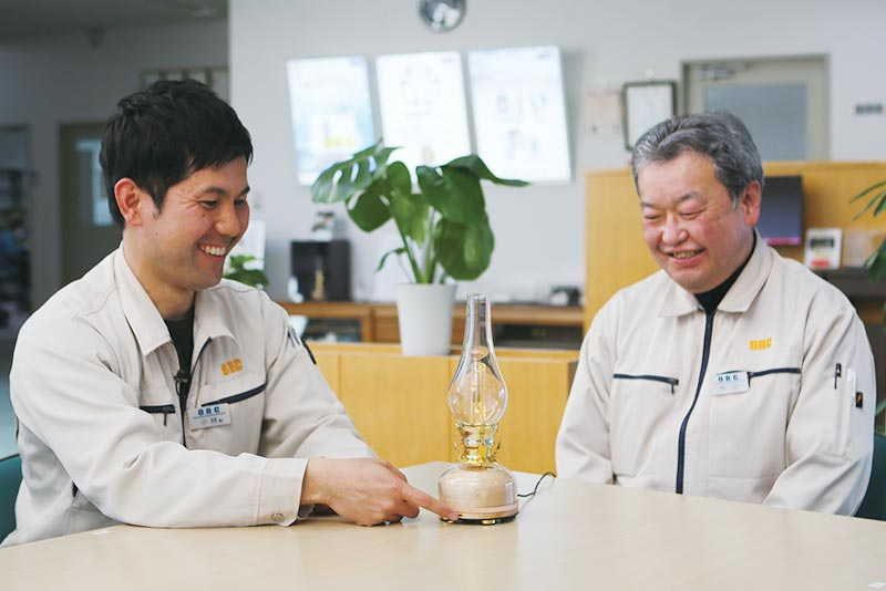 芹澤さんと小林さん